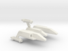 3788 Scale Lyran Yaguarundi Light Carrier CVN 3d printed