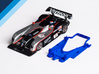 1/32 Fly Panoz LMP-1 Chassis for ThunderSlot pod 3d printed Chassis compatible with Fly Panoz LMP-1 Roadster S or Leader LMP-1 body (not included)