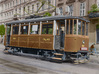 POHEV CMg New Light (front / back), 1:87 3d printed Photo of the tram