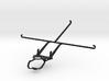Steelseries Nimbus & Apple iPad Pro 9.7 - Front Ri 3d printed