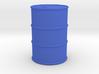 Oil Drum Token 3d printed