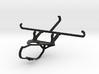 Steelseries Nimbus & Apple iPhone X - Front Rider 3d printed