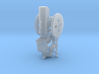 German  Deutz 12Hp Lok Engine Assy  3d printed