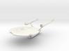 "USS Constellation  Damaged 3"" 3d printed"