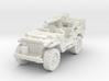 1/72 jeep SAS LRDG 3 3d printed