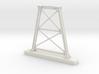 7mm Scale NSWGR Steel Bridge Trestle 3d printed