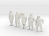 1/20 Royal Navy Duffel Coat Set201-1 3d printed