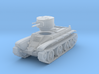1/100 scale BT-2 tank 3d printed
