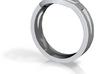 Luke Stokley Ring Design 3d printed