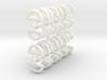 deckeys-thick1mm-ASD2810 3d printed