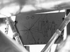 Key To The Stars  3d printed Photo shows plaque affixed to Pioneer Spacecraft before launch