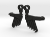 Wings for PotP Dinobot Slash 3d printed