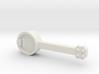 Banjo for Minifigure 3d printed