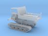 1/64th Morooka style Tracked Carrier Vehicle 3d printed