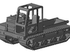 1/87th Morooka Tracked Vehicle Carrier Platform 3d printed