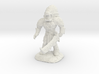 Xochatl Warrior-War Of The Ravaged Board Game Mini 3d printed