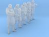 1/56 Royal Navy D-Coat+Lifevst Set203-3 3d printed