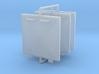 S100 Luken und Compas 1 to 35 3d printed
