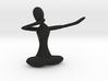Yoga Dab 3d printed
