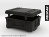 PC10001 Pelican 1560 large case 1:10th scale 3d printed