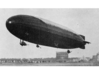 """Zeppelin V Type """"Height Climber"""" of WW1 3d printed L55 (LZ101) at Nordholz"""