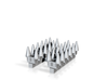 1/600 Phasor 90 Paired-cone Antennas (set of 12) 3d printed