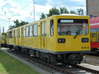 Berlin Baureihe G  H0 [4x body] 3d printed Photo of real BVG Baureihe G