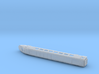 ETR610  Carriage 1 Bodyshell Z, N and TT 3d printed