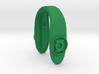 GREEN LANTERN SLIMKEY FOB  3d printed