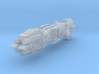 Earth Alliance Arion Destroyer ACTA 3d printed