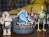 PRHI Star Wars Kenner Jabba's Band Mic 2 3d printed
