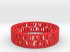 Voronoi Bracelet (003) 3d printed