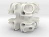 Cubic Lattice 3d printed