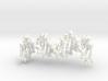 Long DNA - monomer binding 3d printed
