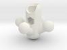 4-Leg RoBorg Hip for ModiBot 3d printed 4-Leg RoBorg Hip for ModiBot