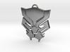 Black Panther Pendant 3d printed