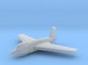 (1:285) Messerschmitt Me 263  3d printed
