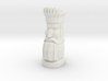 chess king 3d printed