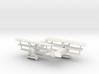 1/144 Fokker Dr.1 x2 3d printed