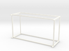 1:12 Table Lounge / Coffee rectangular  3d printed