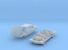 Car breakdown (British N 1:148) 3d printed