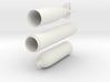 1/11 DKM G7 torpedo (21 in) 3d printed