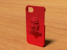 Face Iphone 5 Case 3d printed