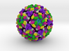Chikungunya Virus 3d printed
