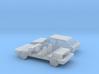 Lada Samara WAS 2108 N-Scale 3d printed