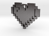 Love and Pixels 3d printed