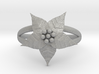 Poinsettia - The Ring of December  3d printed