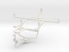 Controller mount for PS4 & QMobile Noir S9 3d printed