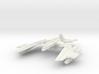Romulan Nighteagle Class refit WarBird II 3d printed