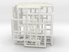 Cube spirolat 2 3d printed